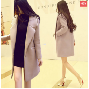 Medium And Long Coat